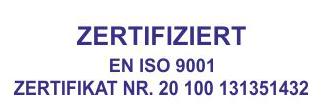 EN ISO 9001