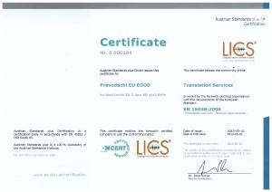 Преводи и легализации на всички видове документи, сертификати и дипломи на най-добри цени!