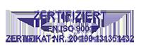 Преводачи.ЕУ притежава Certificate ISO 9001/ Сертификат за качество ISO 9001