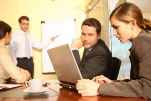Шушутаж е тип симултанен превод, чрез който преводачът превежда информацията на ухо на слушателя