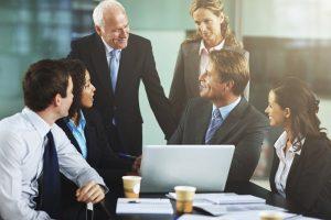 Последователен превод е подходящ при бизнес преговори е делови срещи