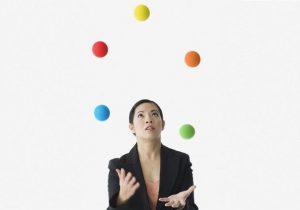 Мениджър по проект за превод - като жонгльор